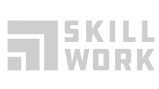 Skillwork Logo - a Thought Leadership guest on a Thought Leadership marketing show produce by Rveal Media