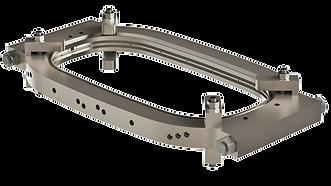 Flange leak sealing. Bonnet flange. Complex flange repair. Non-standard flange repair. Enclosure repair. Custom engineering.