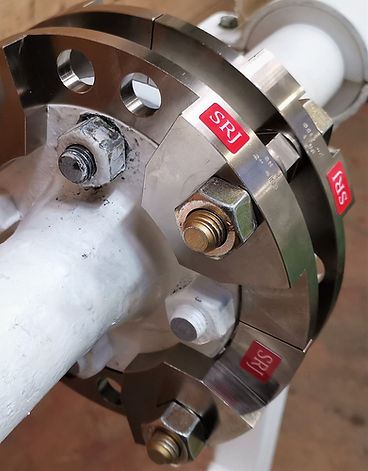 SRJ BoltEx bolt exchange clamp