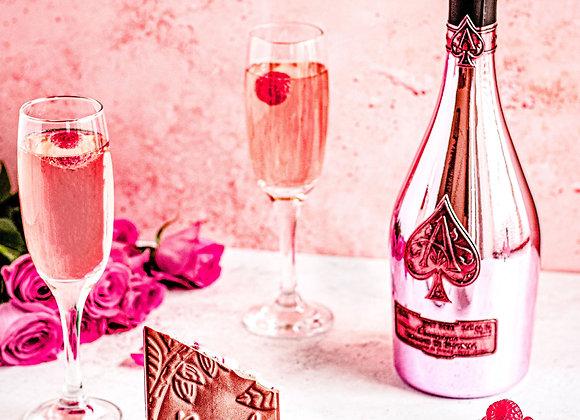 Rosé & Raspberry: Mylk