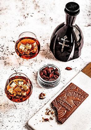 Cognac & Smoked Almonds: Mylk