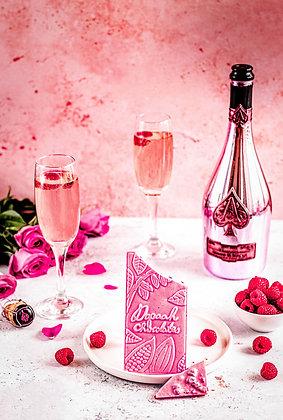 Rosé & Raspberry: White