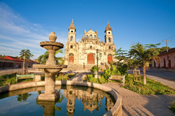 Nicaragua Iglesia de Guadalupe