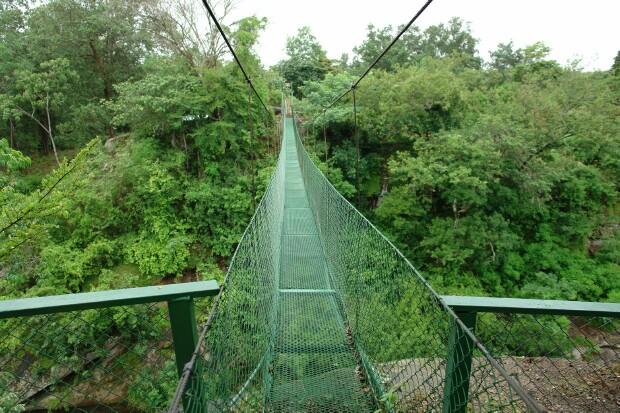 Bridges Cañon de la Vieja