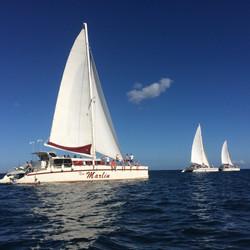Sailing Tour Catamaran