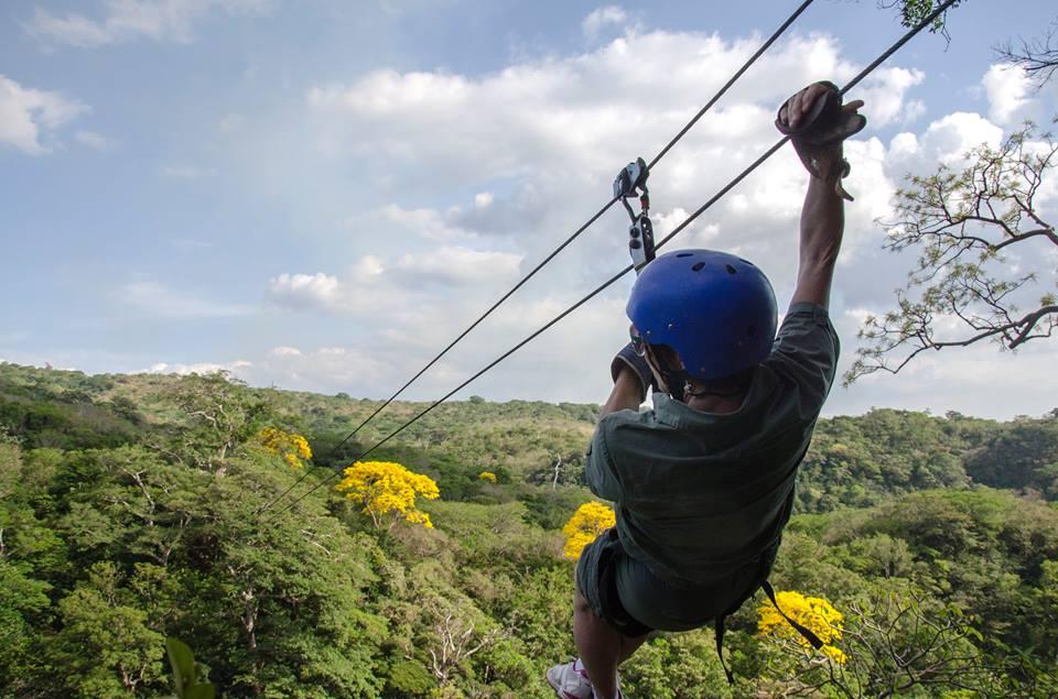 Combo Zip Line Guanacaste