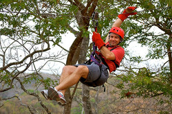 Canopy Tour Witchis Rock