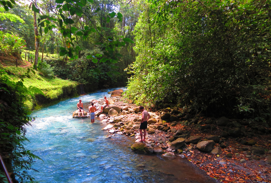 Blue River Guanacaste