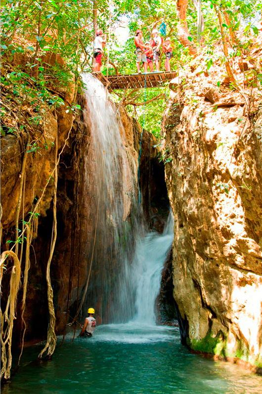 Guanacaste Guachipelin Canyoning