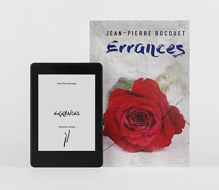 Errances / Jean-Pierre Bocquet