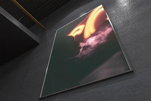 SMOKED NIGHT / Loris Melcore