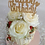 Thumbnail: White Rose & Strawberry Drip Cake