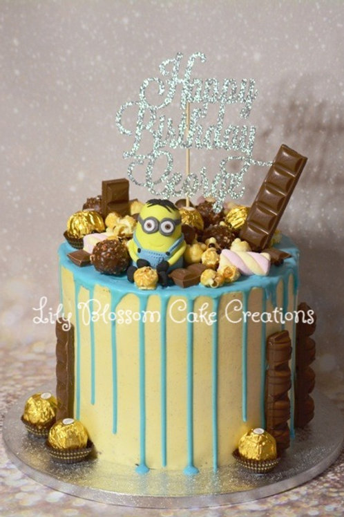 Minion Cake / Lily Blossom Cake Creations / Liverpool