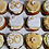Birthday cupcakes / Lily Blossom Cake Creations / Liverpool Merseyside