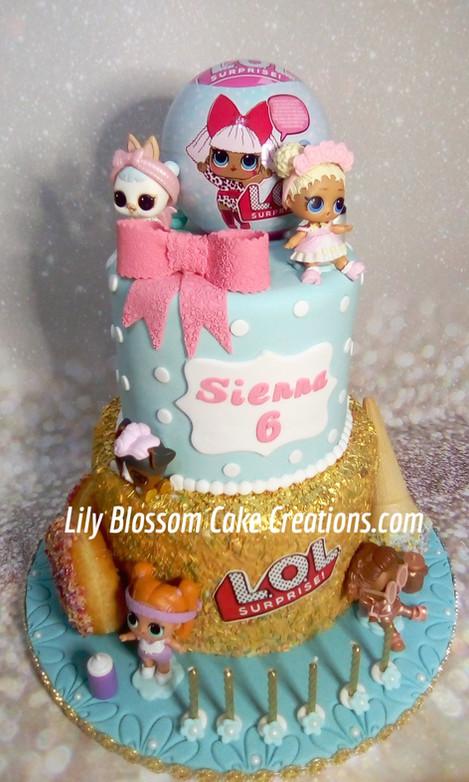 Lol Dolls Birthday Cake.jpg