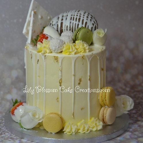 Faizia Drip Cake