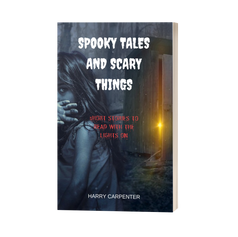 Spooky Tales cover
