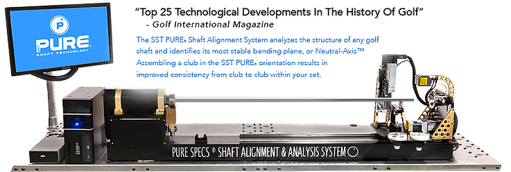 At SGGT Europe we use the SST PURE Shaft alignment System