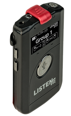 Renta y venta de equipo digital ListenTALK de Listen Technologies