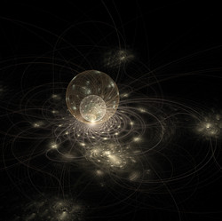 magic ball - lissajous