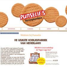 punselie koekjesfabriek