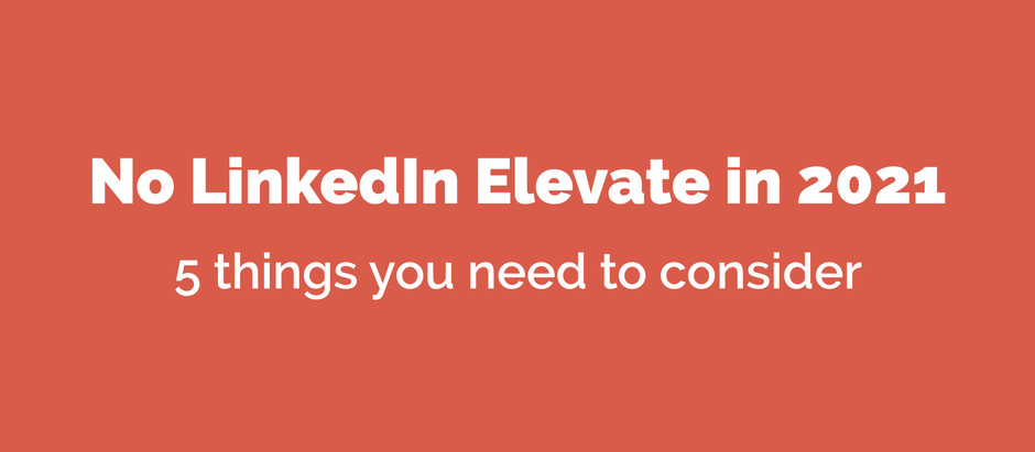 Employee advocacy without LinkedIn Elevate: how to make it work