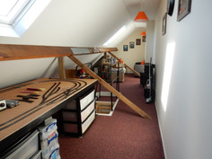 Completed luxury storage room project in Clacton