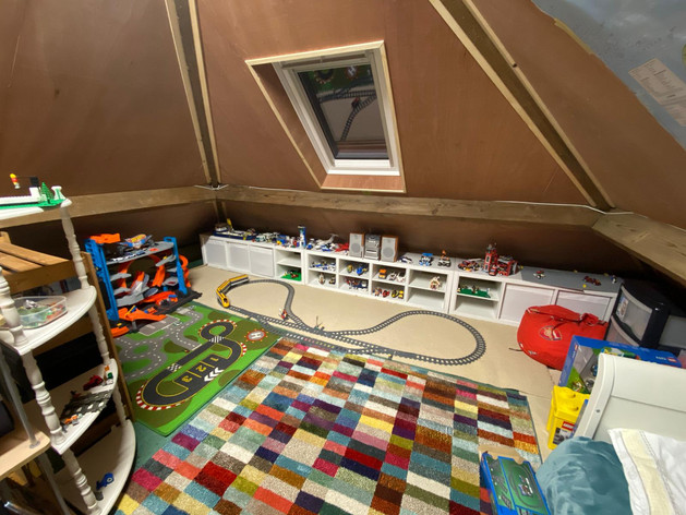 Hobby Room, Tadworth, Surrey - 2020, click to see more