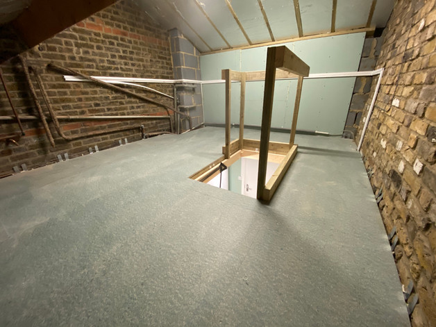Garage Project, South London, Nov 2020 - Click to see more from this project