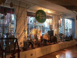 Support Green Spot's Holiday Pop-Up Store!