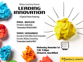 Leading Innovation Talk
