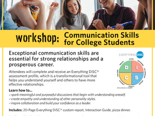 Communication Skills for College Students