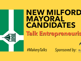 New Milford Mayoral Candidates Talk Entrepreneurism