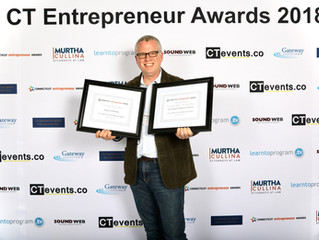 "Makery Coworking Wins ""Best Space"" at CT Entrepreneur Awards"