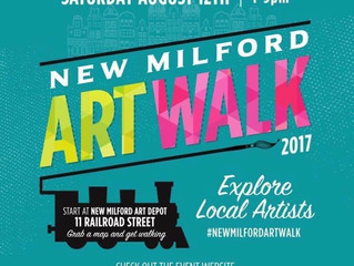 Join Us for the New Milford Art Walk