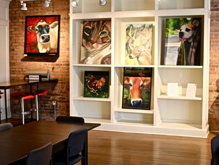 Now Showing: Artist Chandra Rogers
