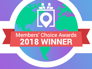 Makery Coworking wins 2018 Coworker Members' Choice Award for coworking spaces