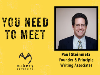Meet Paul Steinmetz