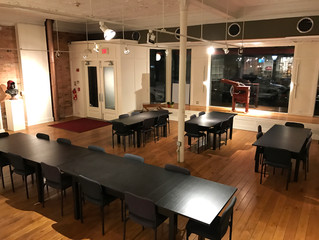 Makery Coworking opens in New Milford, offering meeting space for creatives