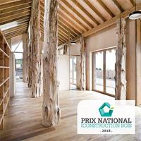 PRIX NATIONAL CONSTRUCTION BOIS