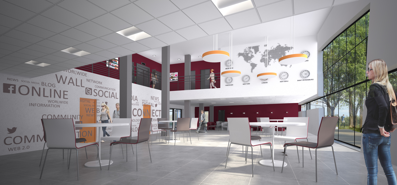 Cafeteria. Concours