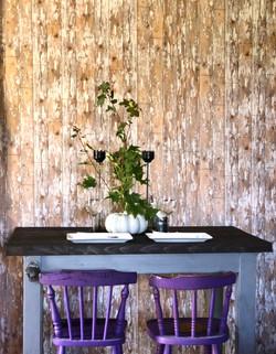 Interior Poseur Table