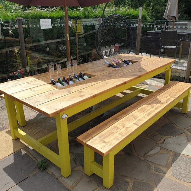Prosecco Refectory Table