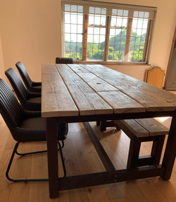 Twin Bucket Prosecco Refectory Table_01.