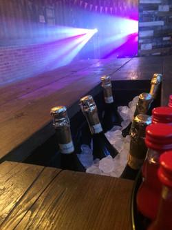 Prosecco Party Patio Table