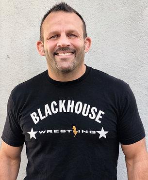 Men's Bolt Wrestling & Blackhouse Shirt