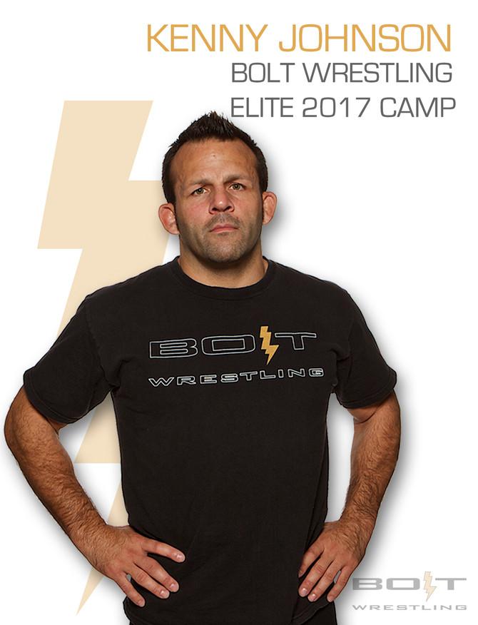 BOLT Wrestling Elite Camp Info