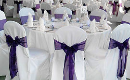 White Chair Covers Colchester