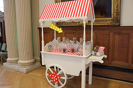 Highlight Candy Carts.