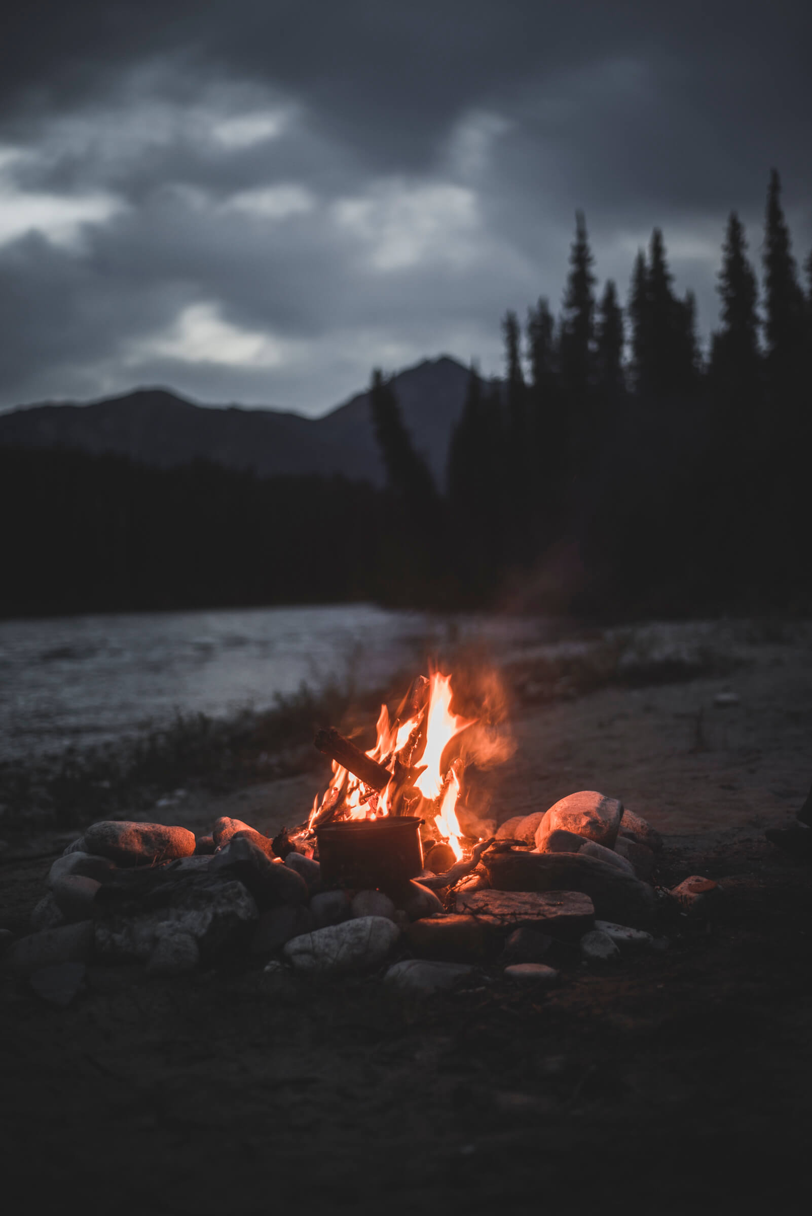 Campfire vibes